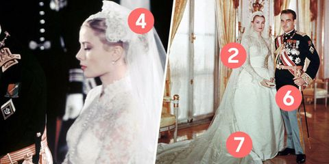 408c5d7d4c1 10 Hidden Details You Didn t Know About Grace Kelly s Wedding Dress