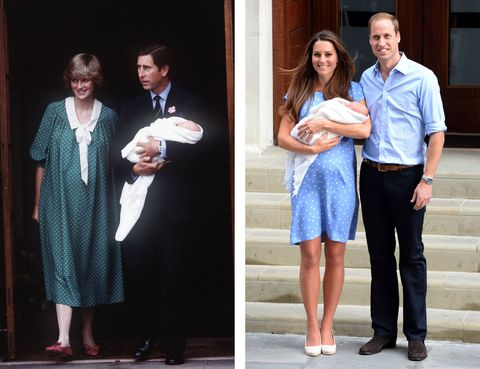 "<p>Both&nbsp&#x3B;Prince&nbsp&#x3B;William and Harry<span class=""redactor-invisible-space"" data-verified=""redactor"" data-redactor-tag=""span"" data-redactor-class=""redactor-invisible-space""> were born at St. Mary's Hospital in the private Lindo Wing. Kate Middleton gave birth to Prince George and Princess Charlotte here as well. Though it's&nbsp&#x3B;<a href=""http://www.marieclaire.co.uk/news/celebrity-news/kate-middleton-birth-plan-536750"" target=""_blank"" data-tracking-id=""recirc-text-link"">reported</a>&nbsp&#x3B;that Kate Middleton is thinking about switching up the tradition and giving birth to her third child&nbsp&#x3B;at home.&nbsp&#x3B;<span class=""redactor-invisible-space"" data-verified=""redactor"" data-redactor-tag=""span"" data-redactor-class=""redactor-invisible-space""></span></span></p>"