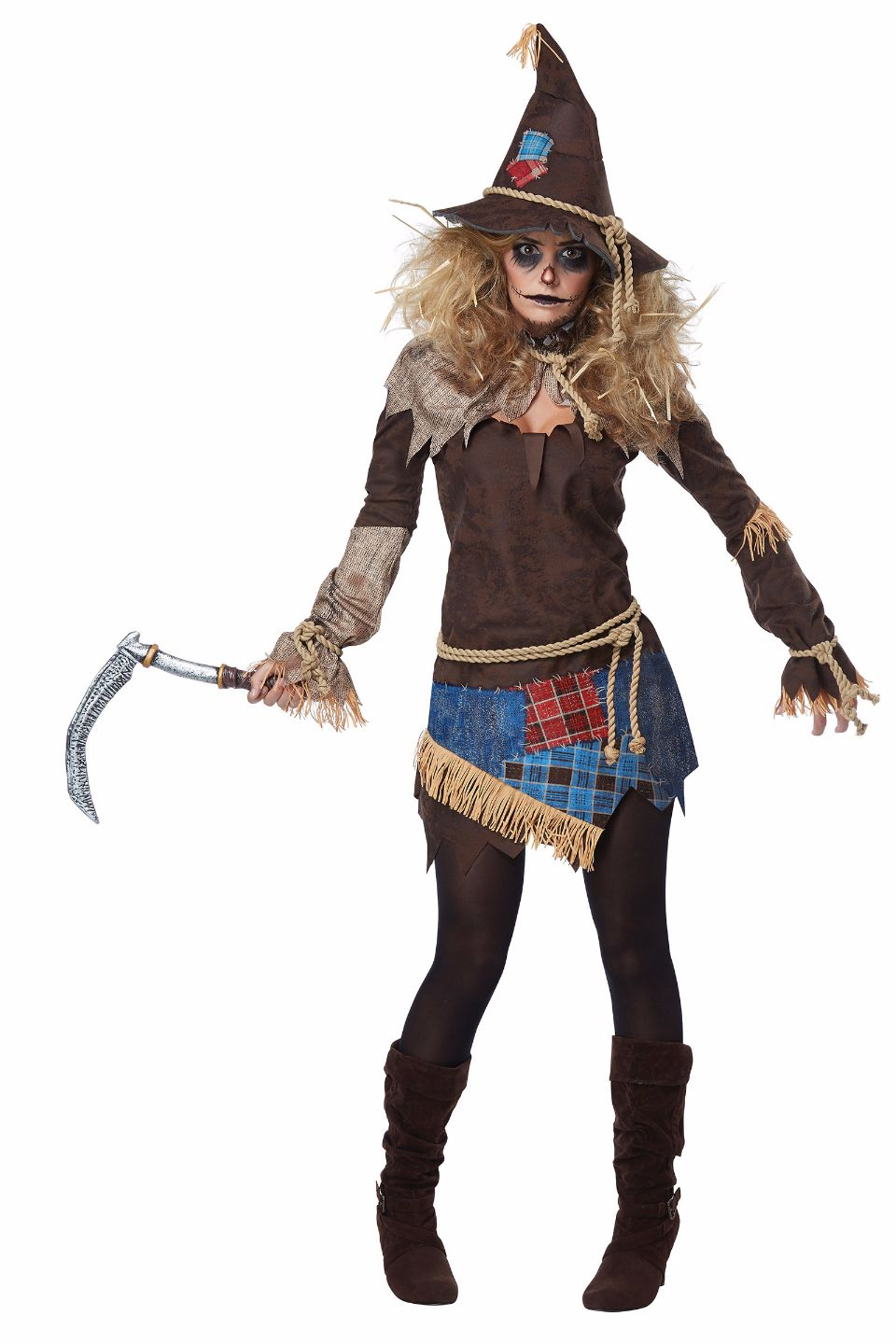 25 Scary Halloween Costume Ideas - 2018 Best Creepy Halloween Costumes for Women and Men  sc 1 st  Good Housekeeping : halloween costumes with crutches  - Germanpascual.Com