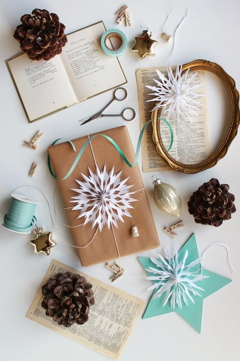 40+ Unique Christmas Gift Wrapping Ideas - DIY Holiday Gift Wrap
