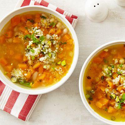 Recettes de soupe à la citrouille