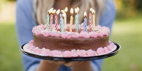 Image Getty Images The More Candles That Fill Your Birthday Cake