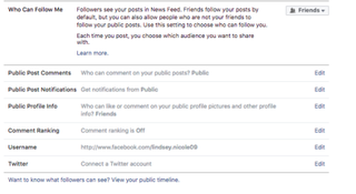 Strangers May Be Following You on Facebook Without You