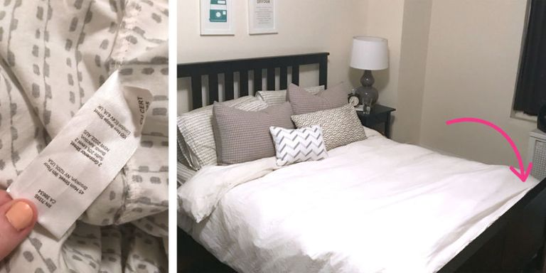 """This Fitted Sheet Hack Will Make You Say """"How Did I Not Know About This?"""""""