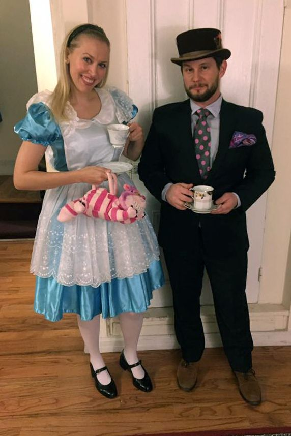 50+ Cute Halloween Costumes for Couples 2018 - Best Ideas for Couples Costumes  sc 1 st  Good Housekeeping & 50+ Cute Halloween Costumes for Couples 2018 - Best Ideas for ...