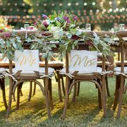 Chair, Furniture, Table, Outdoor table, Yellow, Outdoor furniture, Room, Backyard, Chiavari chair, Flower,