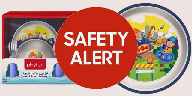 Attention parents Playtex just recalled 3.6 million children\u0027s bowls and plates due to a clear plastic layer over the graphics that can peel or bubble ... & Playtex Children\u0027s Plates Recall - Playtex Recall