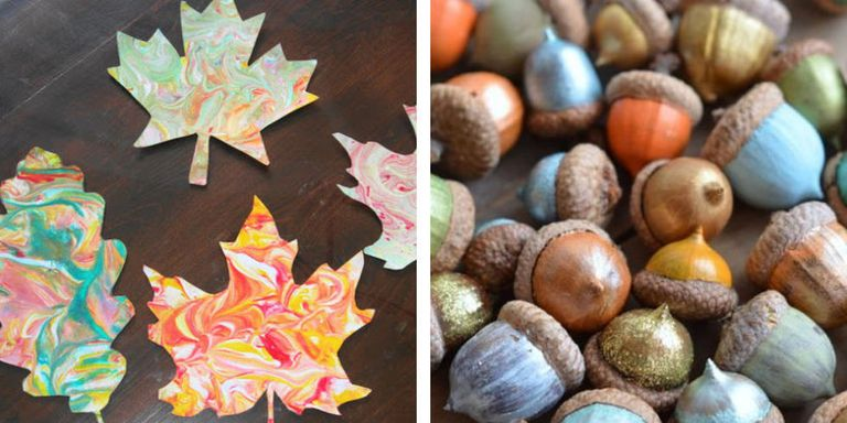 Easy fall craft for seniors crafting for Fall craft ideas for seniors