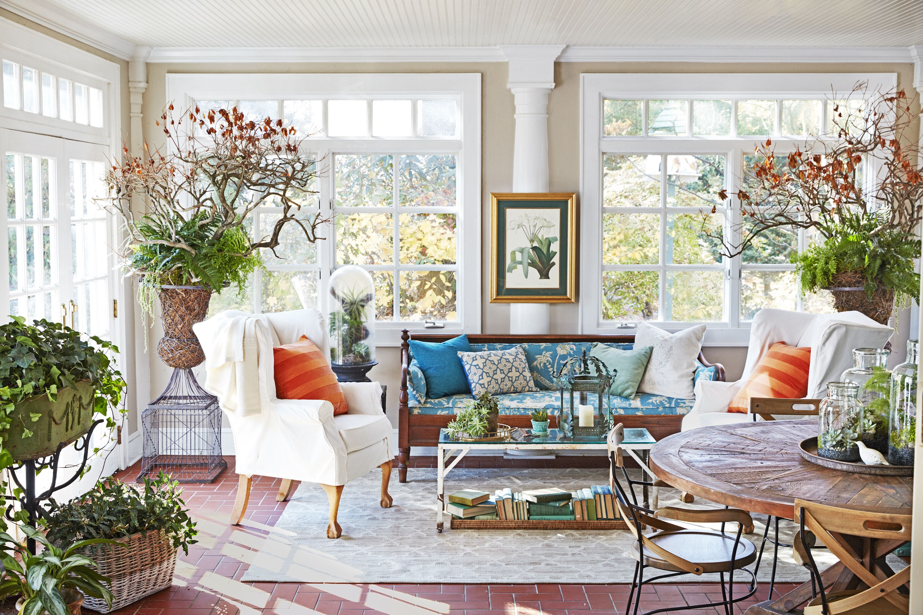 Sunroom Furniture Ideas And Inspirations For Inviting Living Area