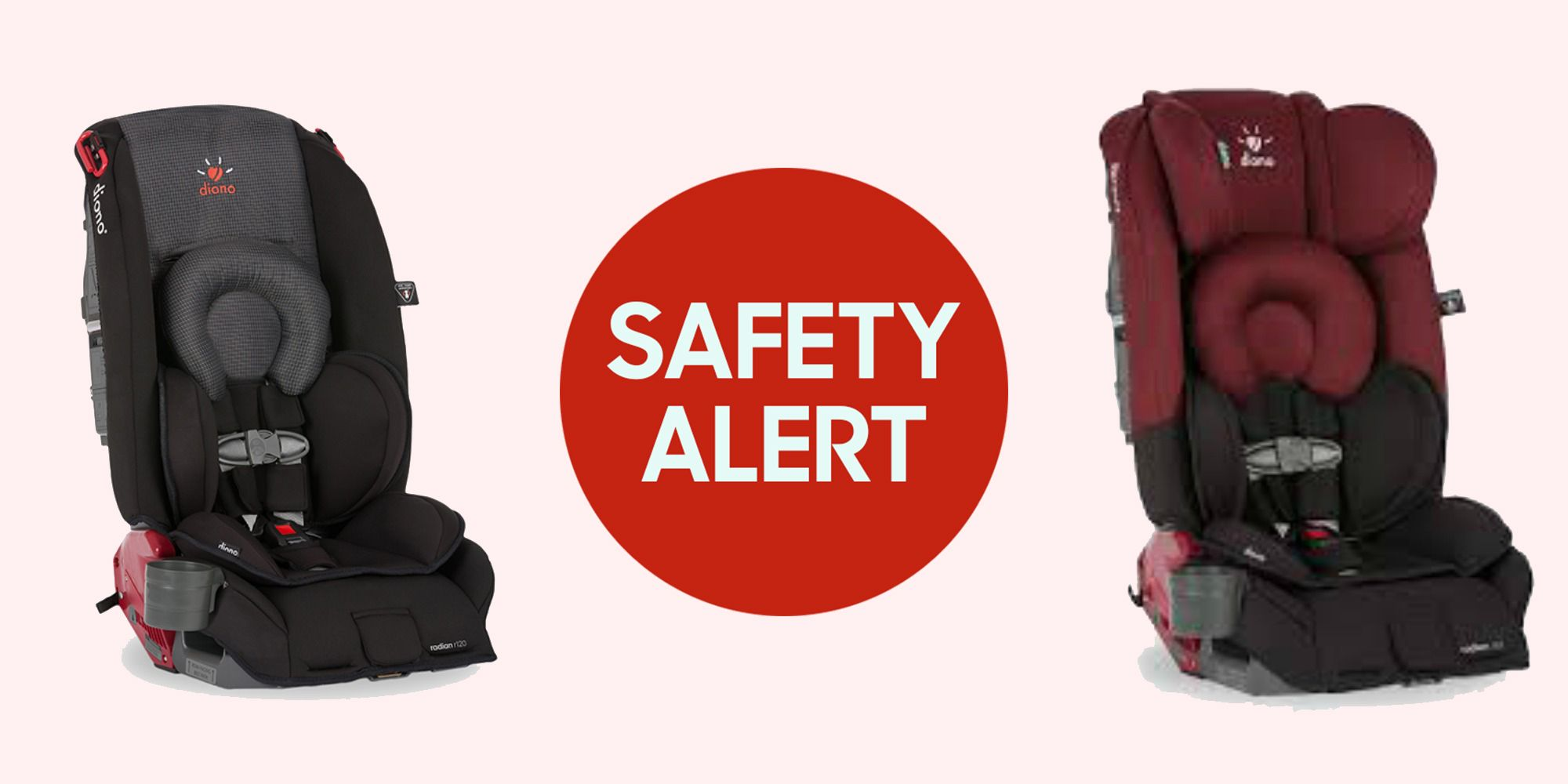Diono Recalls More Than 500 000 Car Seats Over Concerns About Belt