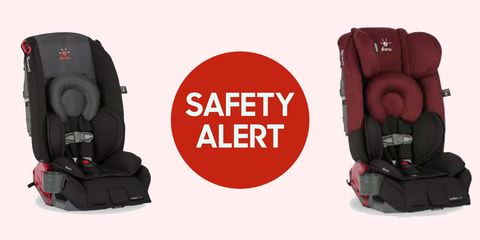 Diono Is Recalling Over 500000 Car Seats