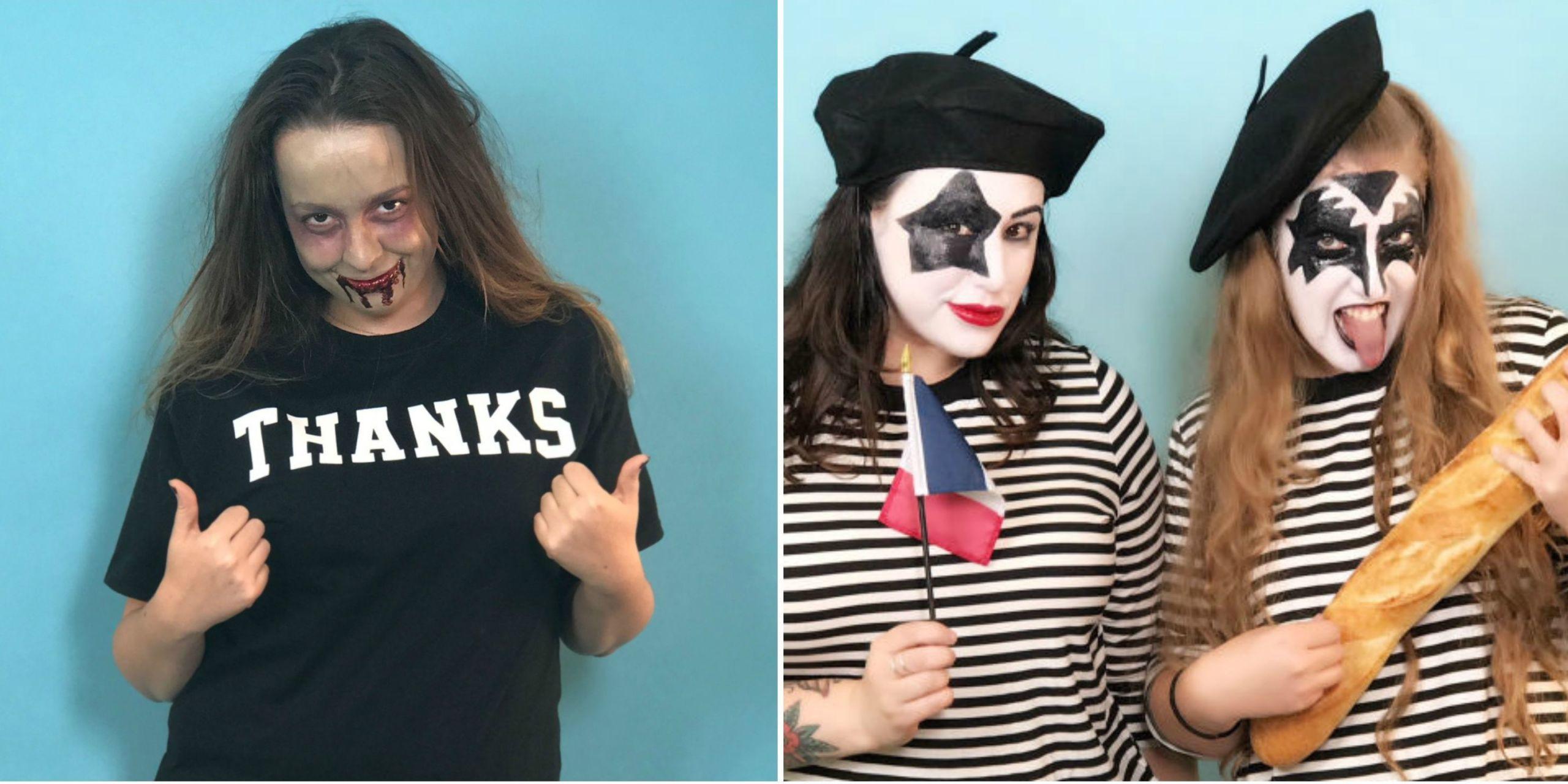 Funny Pun Halloween Costumes Hilarious Ideas