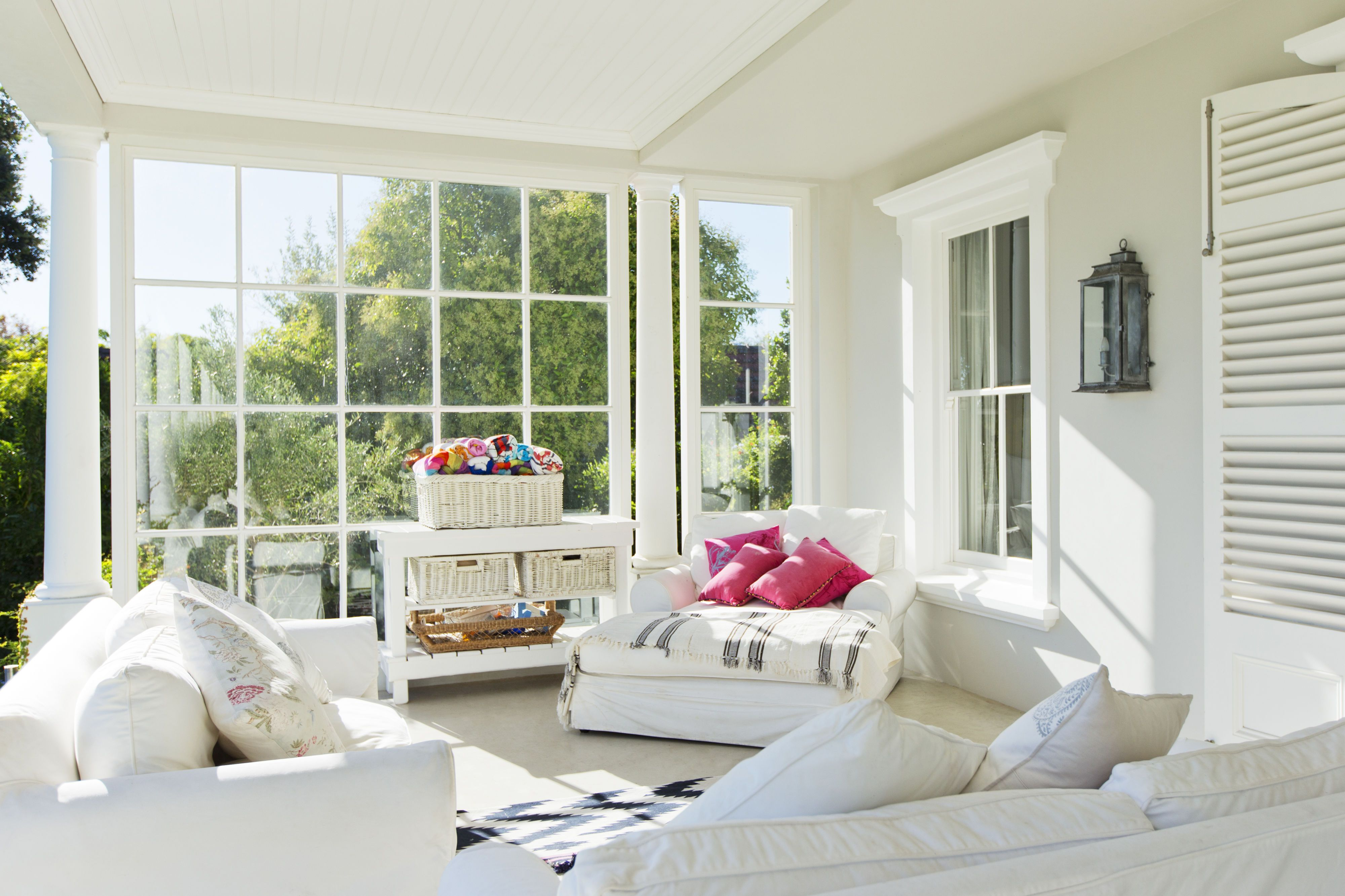 sunroom & 10 Sunroom Decorating Ideas - Best Designs for Sun Rooms