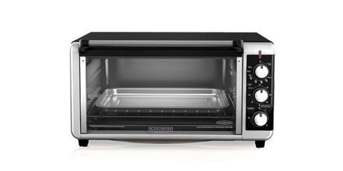 Black And Decker Extra Wide Convection Oven