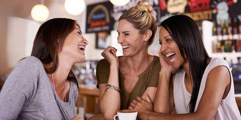 Fun, Friendship, Conversation, Mouth, Drinking, Eating, Leisure, Laugh,