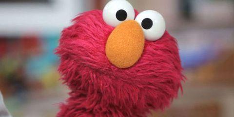 Stuffed toy, Plush, Pink, Toy, Beak, Dog toy, Puppet, Fur, Magenta,