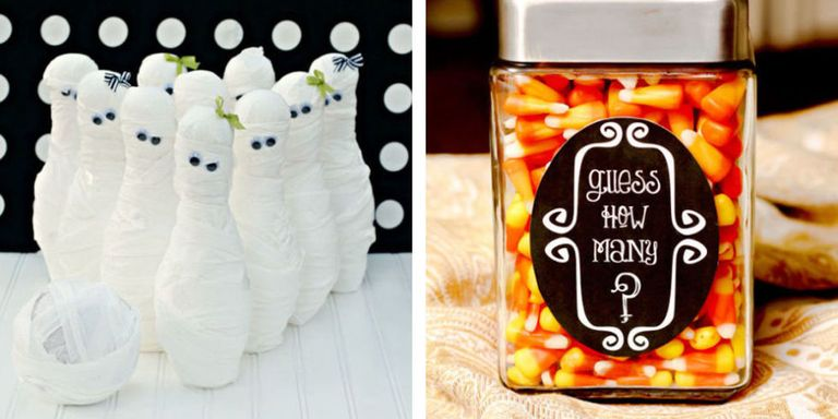 ... as much as the next (big) kid, but why not delight the crowd with  something a little different this year? Plus, get more great Halloween party  ideas!