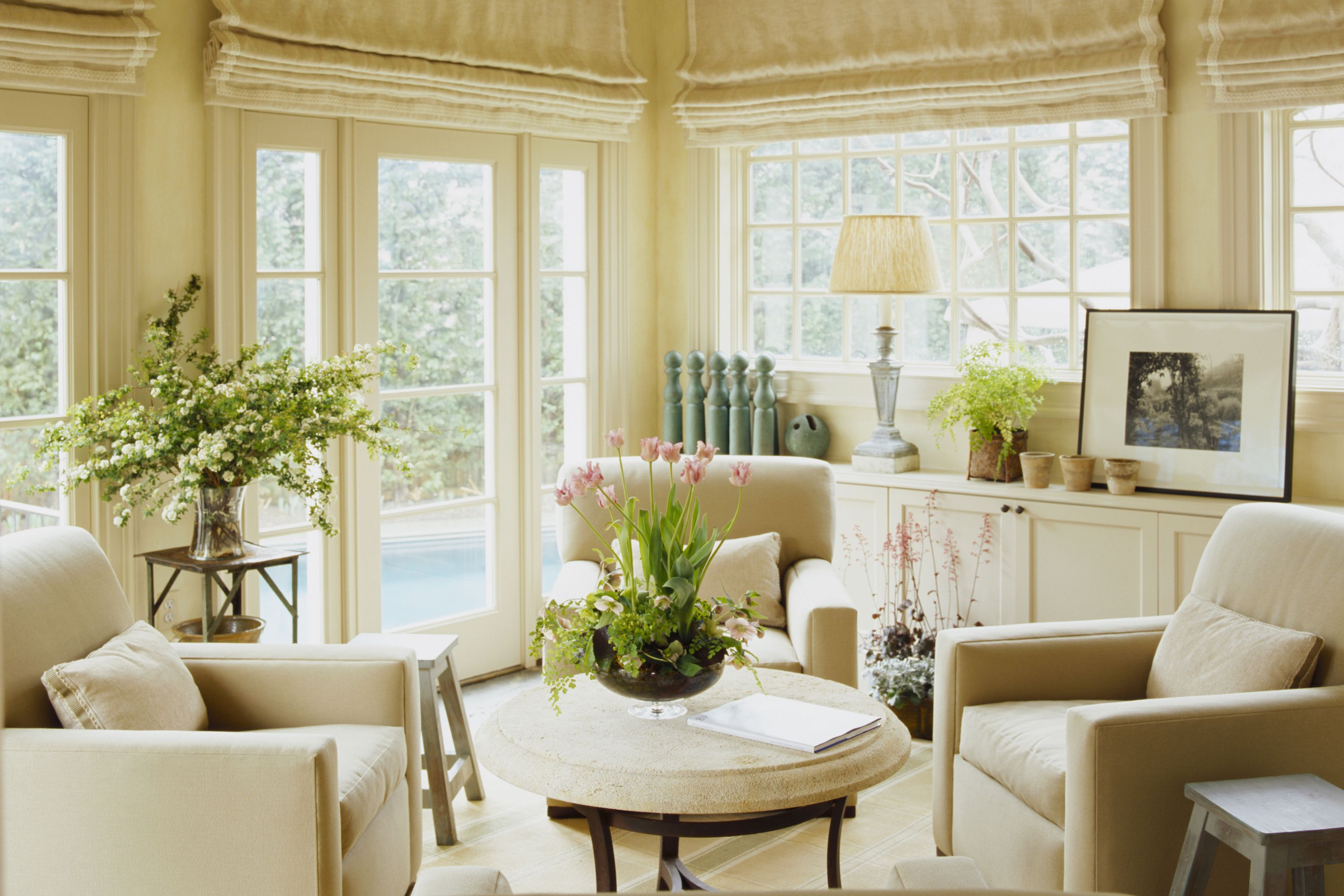Sunroom Chairs Design Ideas And Inspirations For Stylish Comfort