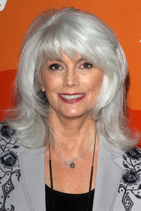 Celebrity Gray Hairstyles
