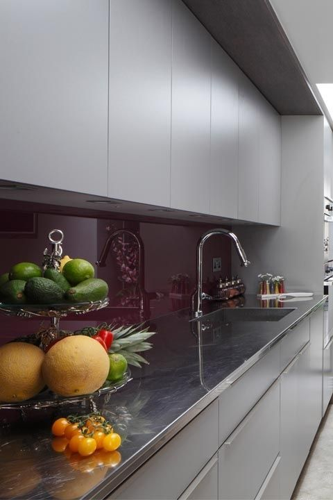 17 Best Kitchen Paint and Wall Colors - Ideas for Por Kitchen ... Ideas For Decorating A Kitchen S Gallerary on