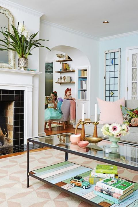 12 Coffee Table Decorating Ideas - How to Style Your Coffee Table