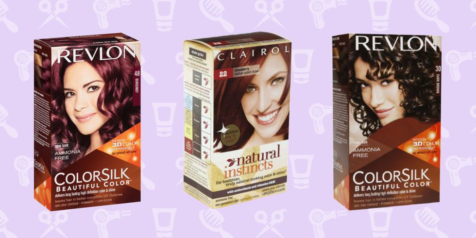 11 Best At Home Hair Color 2018 Top Box Hair Dye Brands