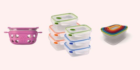 17 Best Food Storage Containers 2019 - Top Glass and Plastic Food