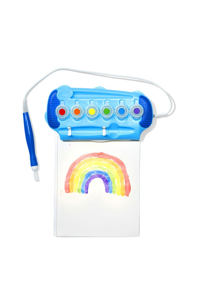 crayola color wonder magic light brush instructions