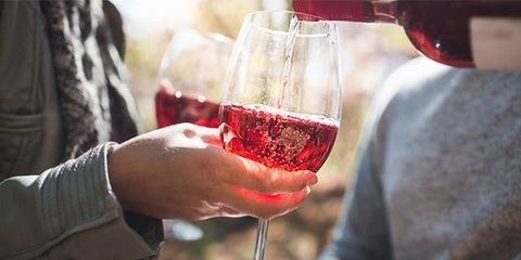 Drink, Wine glass, Alcohol, Stemware, Red wine, Wine, Alcoholic beverage, Glass, Kir, Champagne stemware,
