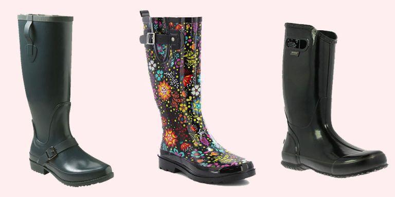 Rain Boots for Women Best Womens Rubber Rain Boots
