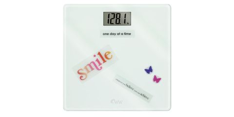 Bathroom Scale Reviews Weight Watchers By Conair