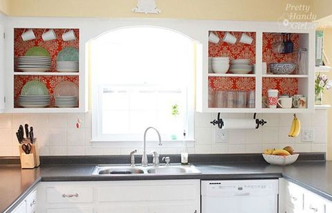 Kitchen Open Shelving - Why Open Wall Shelving Works for Kitchens