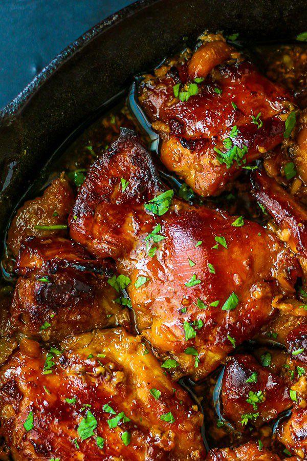 30 Best Chicken Thigh Recipes Easy Chicken Thigh Dinner Ideas