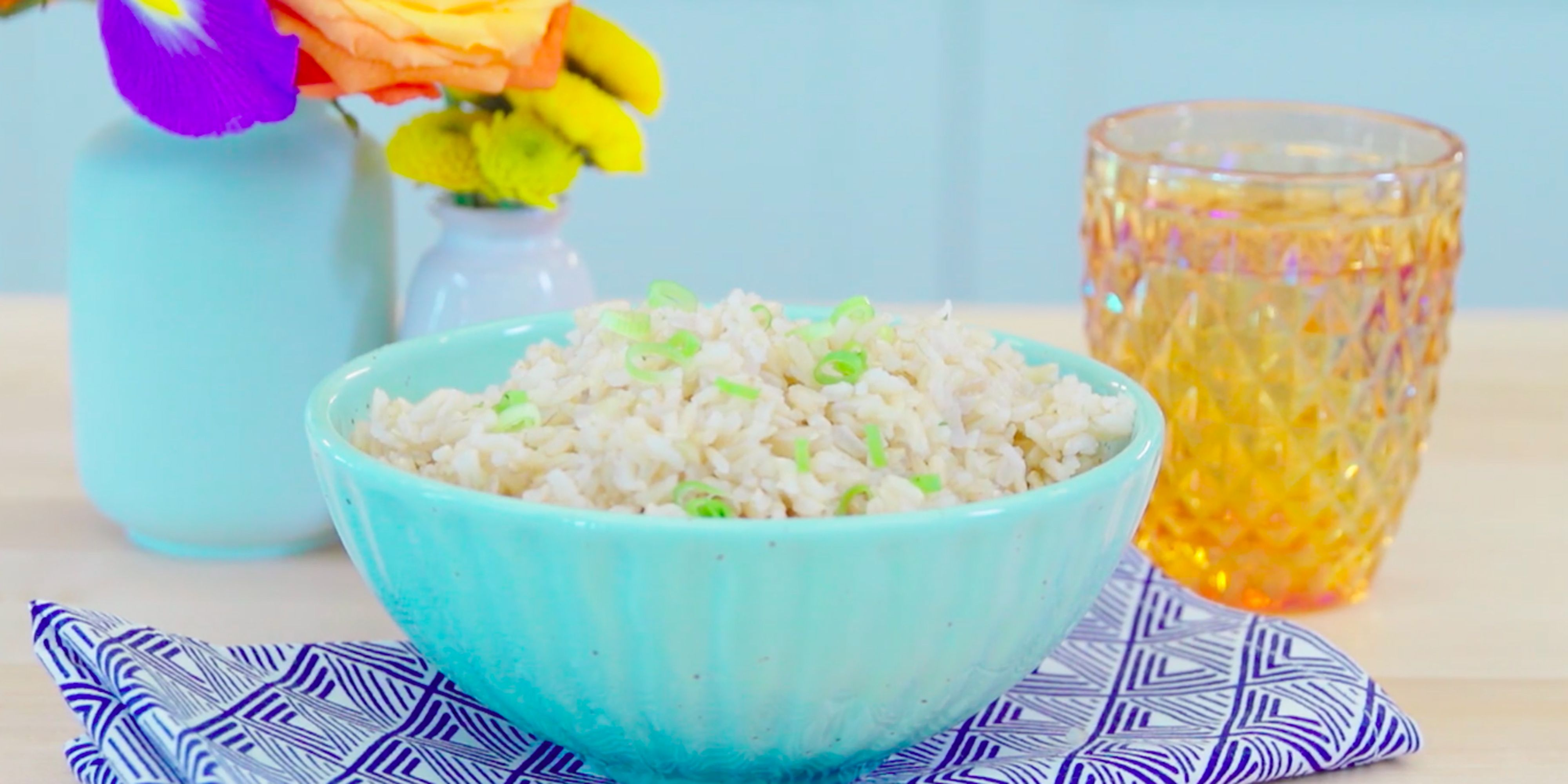 How to Cook Brown Rice in 4 Simple Steps - The Best Way to Make ...