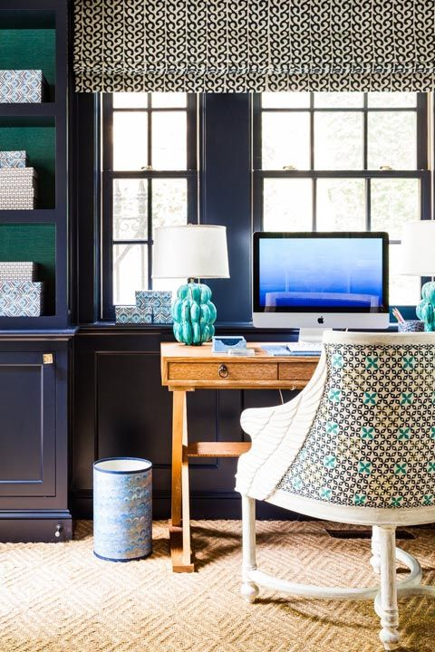 Study Room Color Ideas: 10 Best Home Office Decorating Ideas