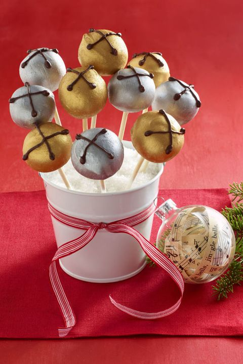 Jingle Bells Peanut Butter Pops
