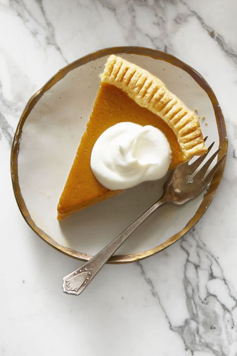 original pumpkin pie with maple whip  thanksgiving desserts