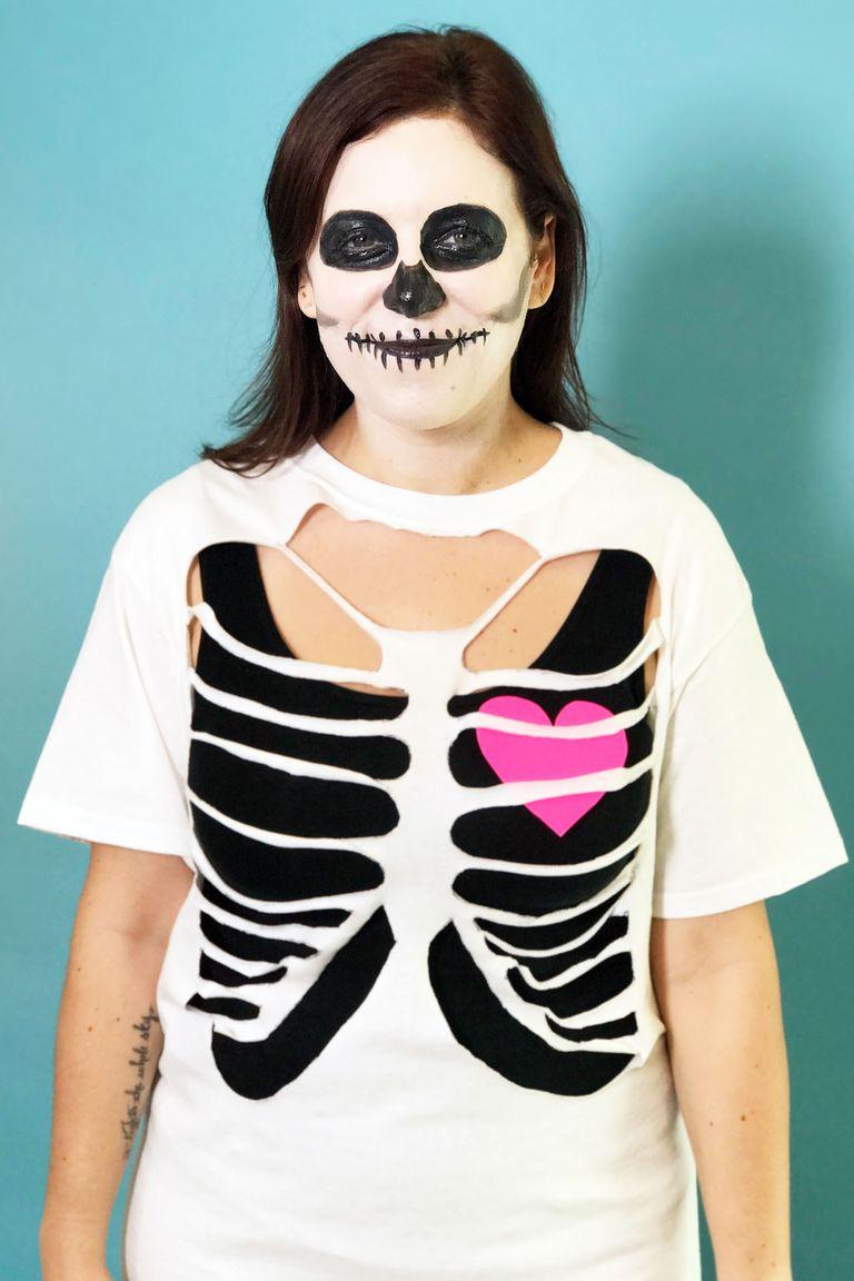 45+ Easy Last-Minute Halloween Costume Ideas - DIY