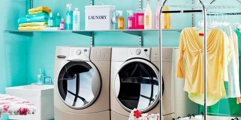 How to Clean Your Washing Machine - Cleaning the Inside of Front or