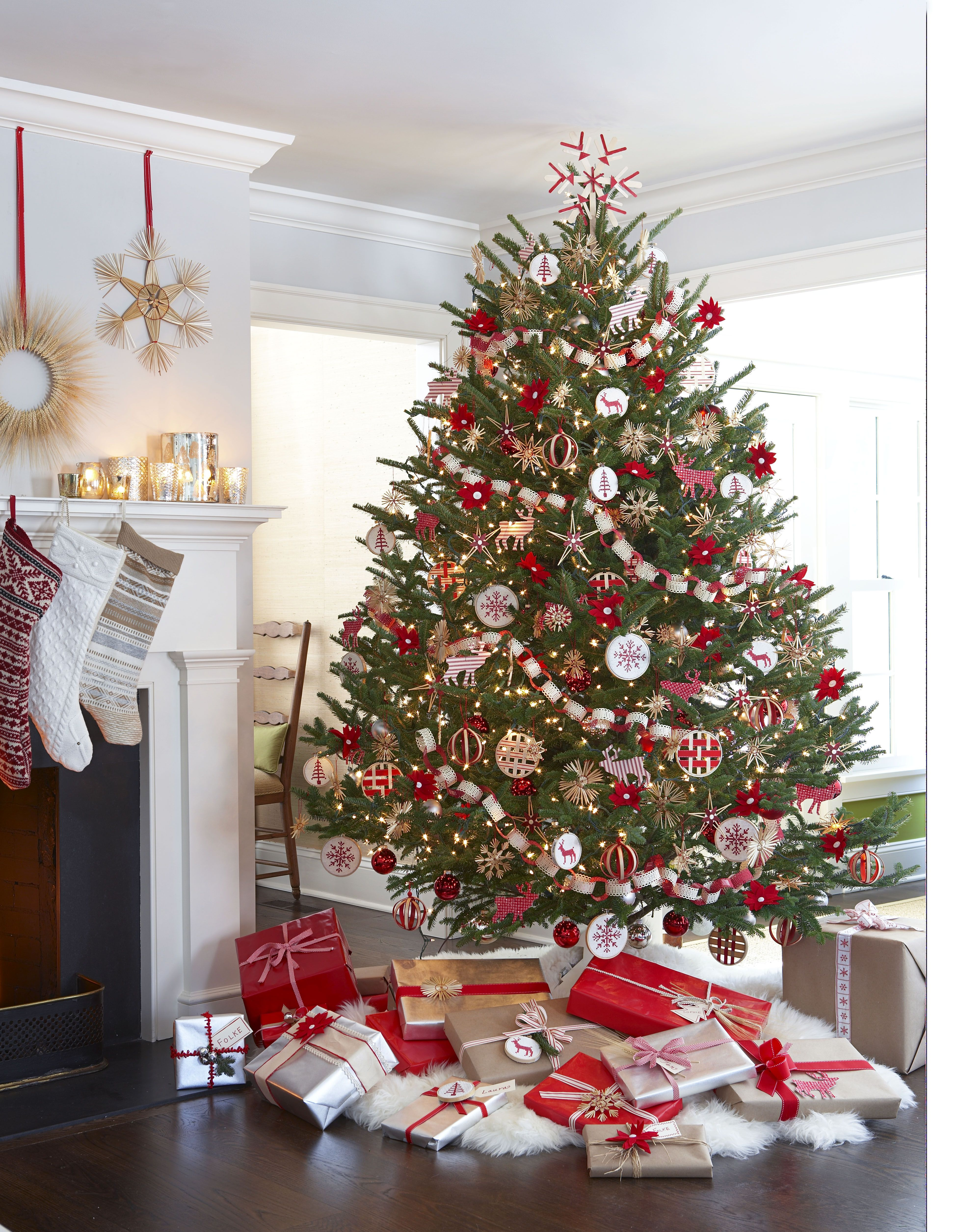 30 decorated christmas tree ideas pictures of christmas tree