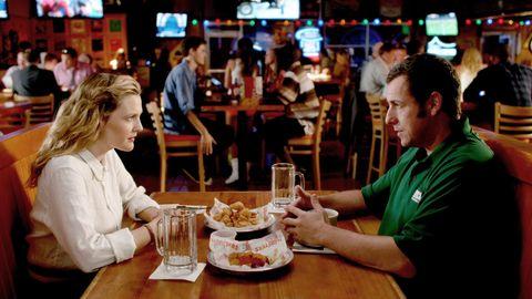 Restaurant, Food, Eating, Meal, Conversation, Event, Dish, Lunch, À la carte food, Diner,