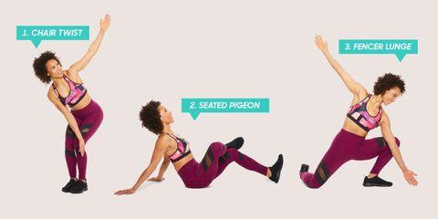 3 shoulder moves