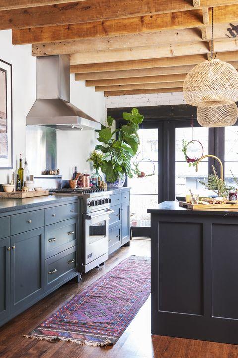 Sian Richards kitchen