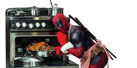 Deadpool turkey