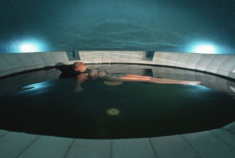 I Tried Sensory Deprivation Floatation Therapy And It Wasn T