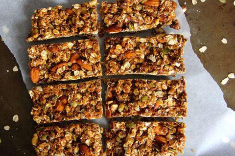 35+ Healthy Granola Bar Recipes - How to Make Granola Bars