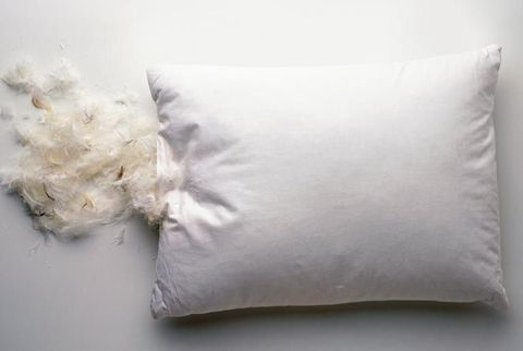 Washing Feather Pillows By Hand