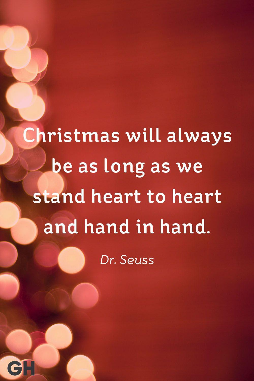 Dr Seuss Christmas Quote