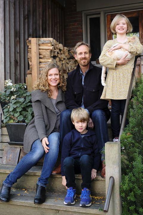 Sian Richards family