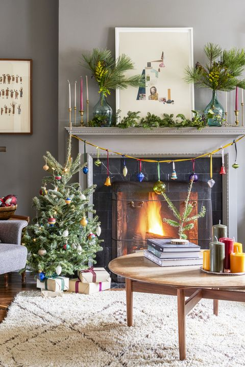50 Decorated Christmas Tree Ideas - Pictures of Christmas ...